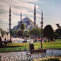 Foto diambil di Sultanahmet Meydanı oleh Gianpaolo F. pada 9/14/2013
