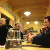 Photo taken at Osteria Castellabate di Romagna by Gianpaolo F. on 1/18/2013