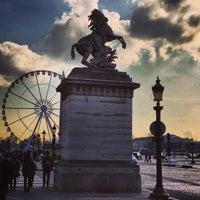 Photo prise au Place de la Concorde par Gianpaolo F. le2/16/2013