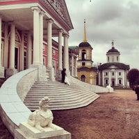 11/4/2012 tarihinde Дмитрий С.ziyaretçi tarafından Kuskovo'de çekilen fotoğraf