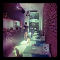 Photo taken at Bogart Café by Renaldo T. on 6/26/2013