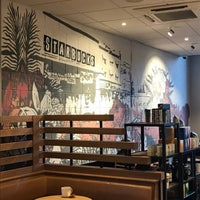 Photo taken at Starbucks by Khalid M. on 4/4/2017