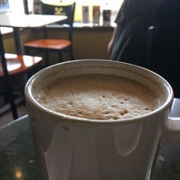 Photo taken at Mystic Coffee Roaster by Kathleen on 4/29/2017