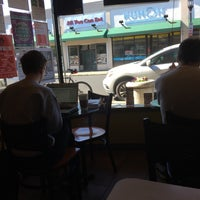 Photo taken at Mystic Coffee Roaster by Kathleen on 5/20/2017