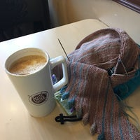 Photo taken at Mystic Coffee Roaster by Kathleen on 4/22/2017