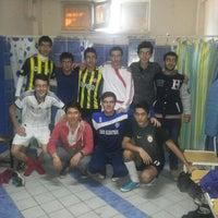 Das Foto wurde bei Alibeyköy Teknik ve Endüstri Meslek Lisesi von Asrınn. am 12/22/2014 aufgenommen