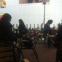 Photo taken at CAFE WORKSHOP by AJ J. on 10/13/2012