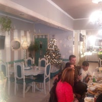 Photo taken at Le Grand Bleu by Evina P. on 12/26/2014