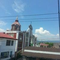 Photo taken at Siniloan, Laguna by Gideon Tyrone H. on 6/30/2015