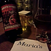 Photo taken at Maria's Packaged Goods & Community Bar by Lou D. on 10/5/2014