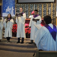 Photo taken at First Presbyterian Church of Mountain View by First Presbyterian Church of Mountain View on 12/21/2014