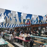Photo taken at Otaru Beer Garden by Brian K. on 8/13/2017