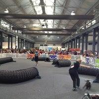 Photo taken at Durban Exhibition Centre by Marius R. on 2/24/2013