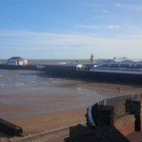 Photo taken at Clacton-on-Sea by Joey P. on 8/4/2013