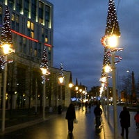 Photo taken at Liverpool ONE by Joey P. on 12/27/2012