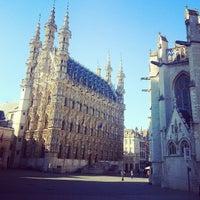 Photo taken at Leuven by Tricia Dawn W. on 10/29/2012