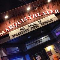Снимок сделан в Marquis Theatre пользователем ultra5280 4/28/2013