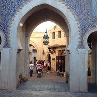 Photo taken at Restaurant Marrakesh by Fernanda T. on 11/30/2012