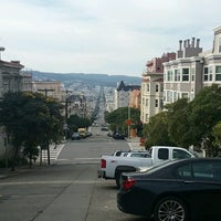 Photo taken at Russian Hill by Lawrence W. on 1/31/2017