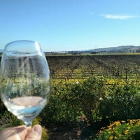 Photo taken at Blue Victorian Winery by Lawrence W. on 2/15/2016