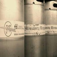 Photo taken at Twisted Manzanita Ales & Spirits by Kelley G. on 4/20/2013