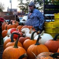 Photo taken at 32nd Street Farmer's Market by Dan P. on 10/20/2012