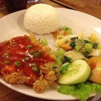 Photo taken at Wajan Oriental Cuisine by Rudy H. on 8/5/2013