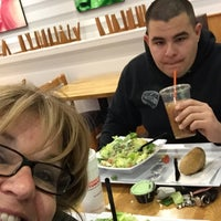 Photo taken at Saladworks by Stacy W. on 1/22/2016