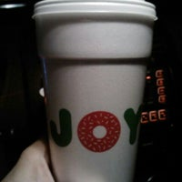 Photo taken at Dunkin' Donuts by Stacy W. on 11/7/2012
