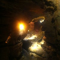 Photo taken at Secret Caverns by Aykut on 7/21/2014