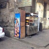 Photo taken at جمعية كاريتاس مصر by crazy p. on 1/17/2015