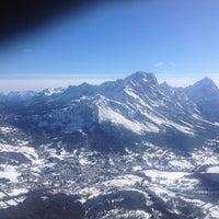 Photo taken at Rifugio ra valles by Federica V. on 2/8/2013