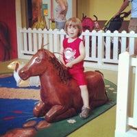 Photo taken at Kid Zoo U by Nichole A. on 6/2/2013