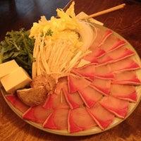 Photo taken at Momokawa by Sharon F. on 11/7/2012