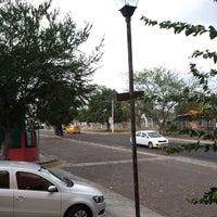 Photo taken at Villa de Álvarez by Alex Z. on 5/18/2014