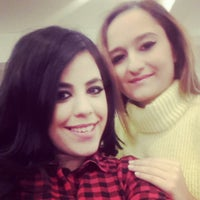 Photo taken at Perfect Güzellik Salonu by Bahar D. on 1/16/2015