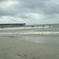 Photo taken at Isle of Palms Beach by Daniell S. on 7/26/2013