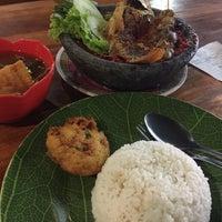 Photo taken at Teras Quliner by Dyah K. on 12/11/2016