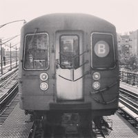 Photo taken at Brighton And Ocean Prkwy by Matthew Z. on 8/16/2013