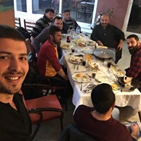 Photo taken at Karaburun Çakıl Restorant by Erdi Y. on 3/12/2016