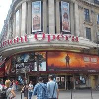 Photo taken at Gaumont Opéra (côté Capucines) by Cédric C. on 8/15/2013