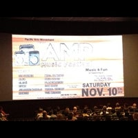 Photo taken at UltraStar Mission Valley Cinemas by Queena D. on 11/8/2012