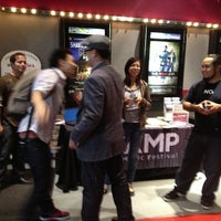 Photo taken at UltraStar Mission Valley Cinemas by Queena D. on 11/3/2012