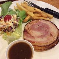Photo taken at Big Garden Restaurant by Ning@ N. on 9/6/2015