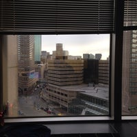 Photo taken at 101 Huntington Avenue by Tim R. on 1/21/2014