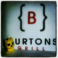 Photo taken at Burtons Grill by Jules N. on 12/30/2012