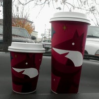 Photo taken at Starbucks by Jen C. on 11/28/2012