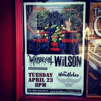 Photo taken at The Handlebar by WILSON on 4/23/2013