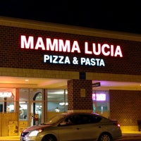 Photo taken at Mamma Lucia by Andy K. on 9/10/2016