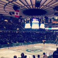 Foto scattata a Madison Square Garden da Sean W. il 4/19/2013